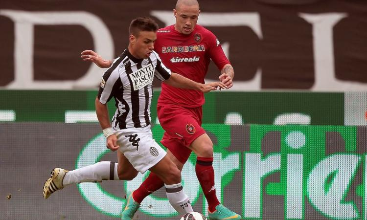 Juventus: Cellino promette Nainggolan per gennaio