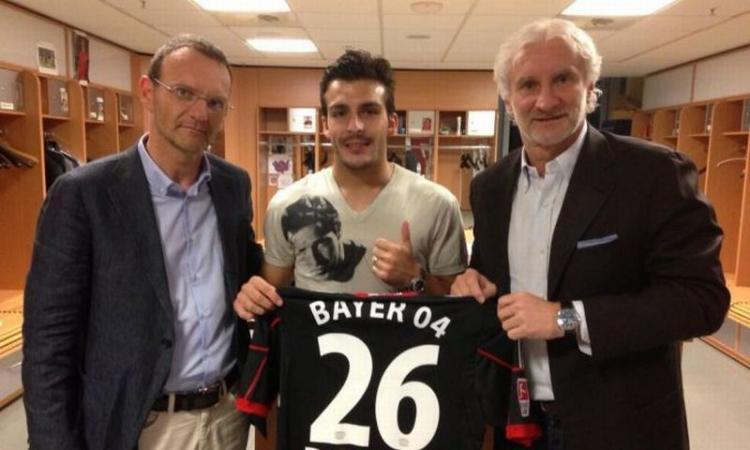 Bayer, Donati: 'Un giorno potrei anche tornare all'Inter'
