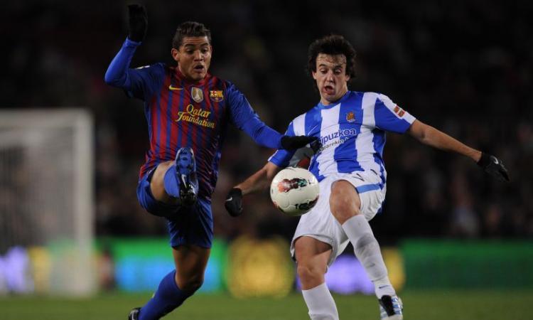 Barcellona: un centrocampista verso il Cordoba
