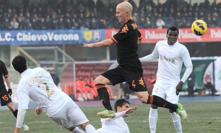 Roma, Bradley salta Parma e Lazio
