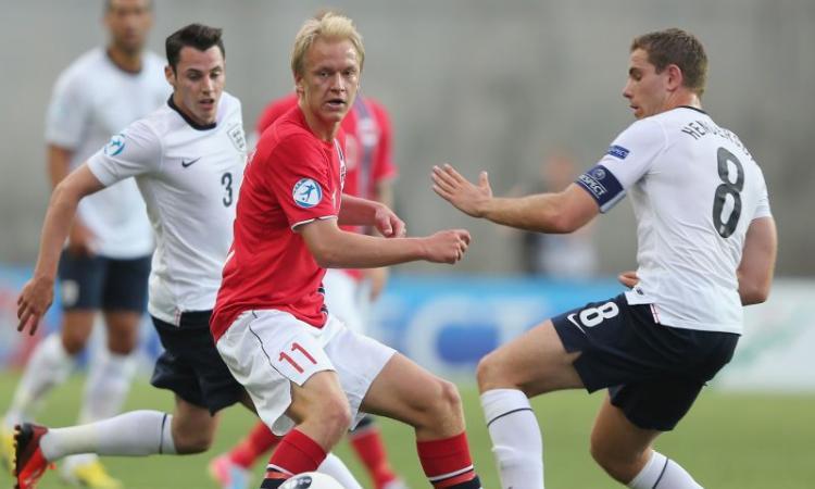 Genoa, preso un giovane centrocampista norvegese