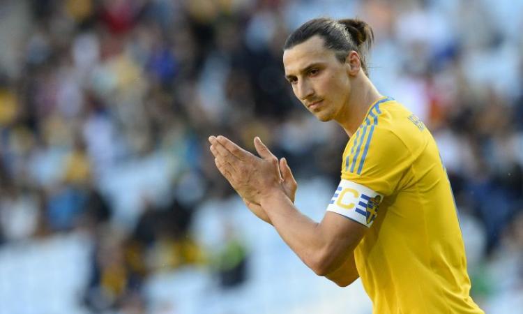 Ibra, un duro dal cuore tenero: regala il Mondiale in Brasile alla nazionale svedese dei disabili mentali