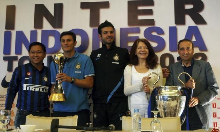 Jacobelli: Moratti cede l'Inter a Thohir, ecco l'accordo. Ma, dopo il summit di Milano, Erick vuole la presidenza
