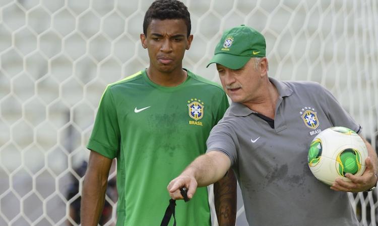 Scolari: 'Per il Brasile non esistono amichevoli' VIDEO