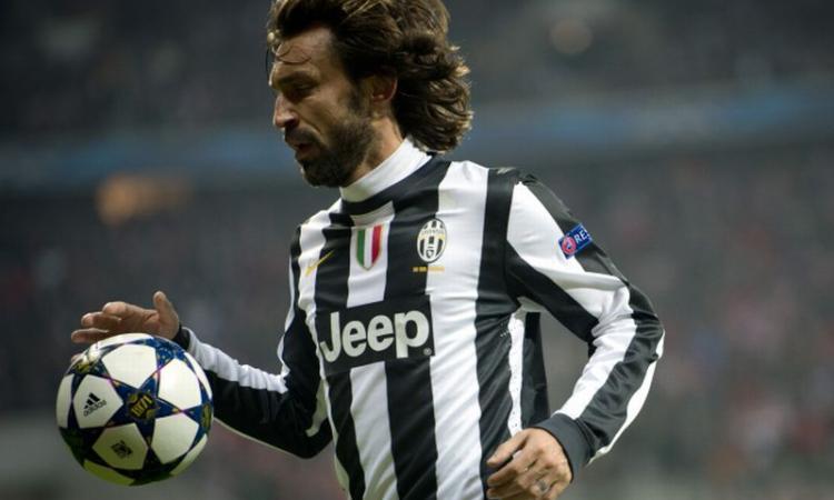 Juventus: scoppia il caso Pirlo