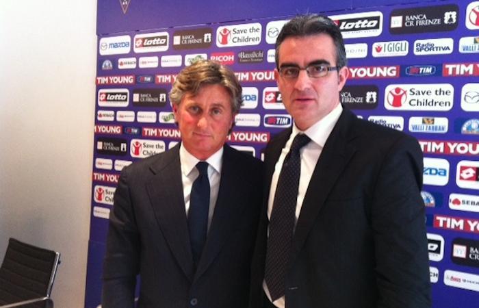 Fiorentina, Pradé: 'Mercato chiuso, cosa ci manca?'