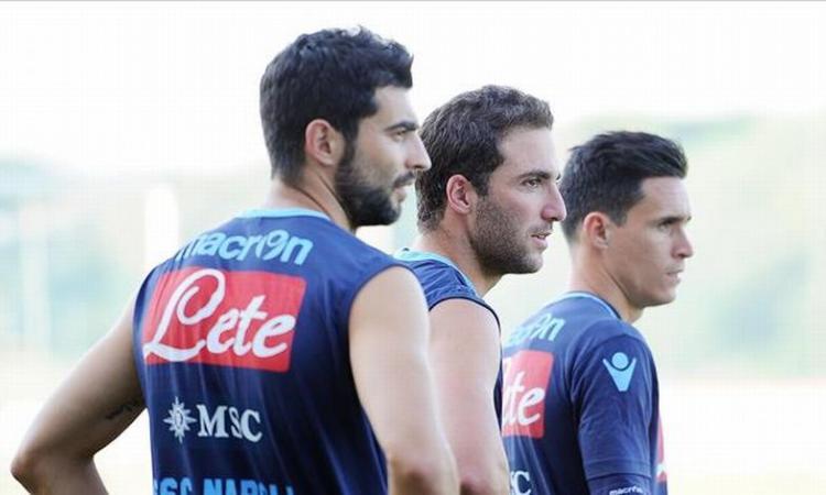 Napoli, Albiol: 'Qui mi sento di nuovo importante'