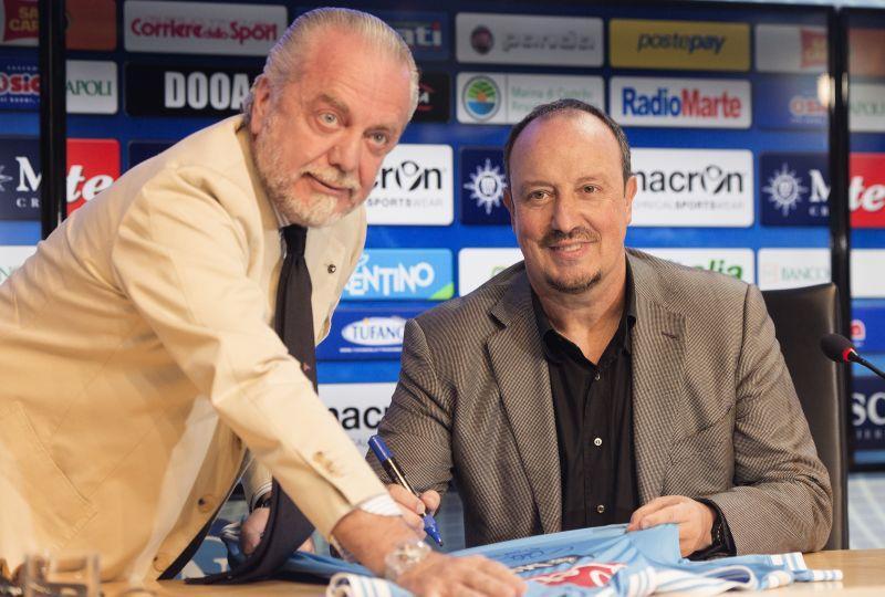 Sarri e De Laurentiis... fate il doppio gioco?