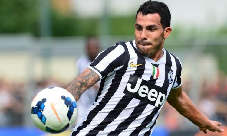 Juventus: il 16 maggio il primo approccio per Tevez