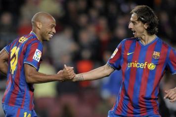 Henry Ibrahimovic Barcellona