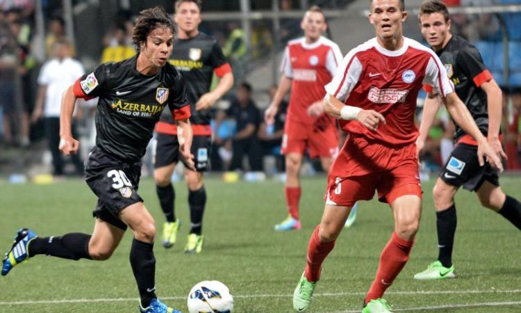 Atletico Madrid, UFFICIALE: Oliver Torres rinnova