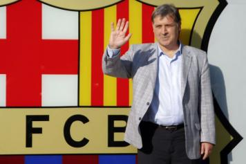 Tata Martino Barcellona