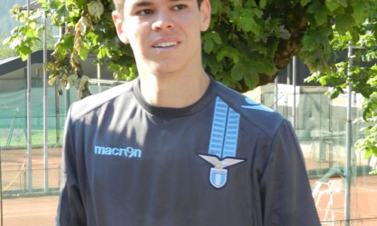 Vinicius: 'Voglio tornare alla Lazio, e giocare con Candreva'