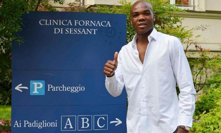 Juventus: anche Ogbonna sbarca su facebook