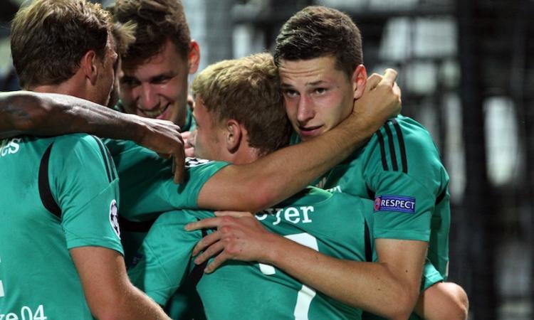 Draxler, obiettivo Juve: 'Ecco perché sono rimasto allo Schalke'