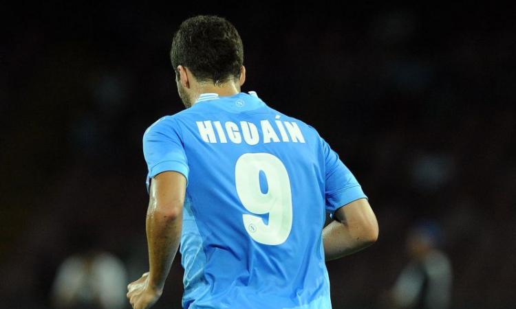 Napoli, Higuain: 'Con Atalanta e Borussia stadio stracolmo'