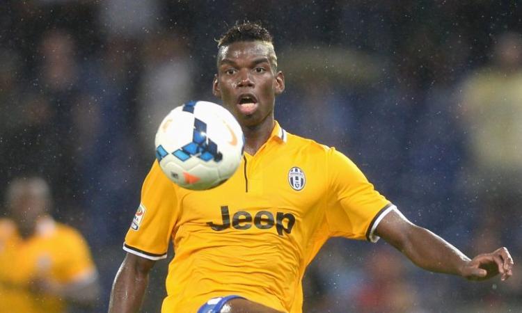 Pogba: 'Mi voleva il Milan, resto alla Juve'