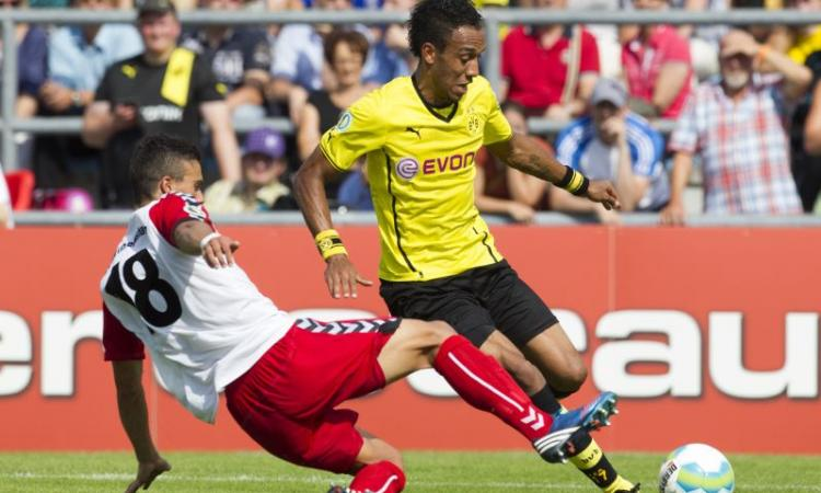Borussia Dortmund: la Roma e due inglesi su Aubameyang