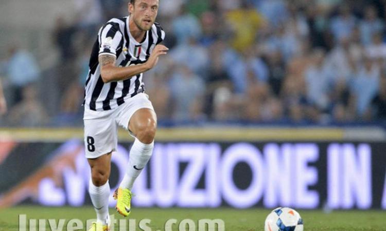 Juventus, UFFICIALE: per Marchisio lesione del legamento, stop di 35 giorni