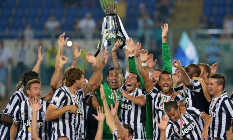 Incassi Supercoppa: la Juve ricorrerà all'Alta Corte del Coni