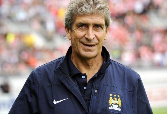 Manchester City, Pellegrini: 'Mercato chiuso'