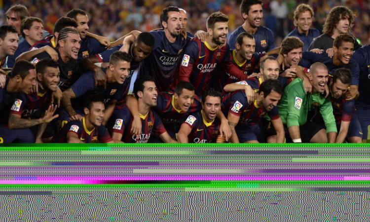 Supercoppa spagnola al Barcellona: primo titolo per Martino