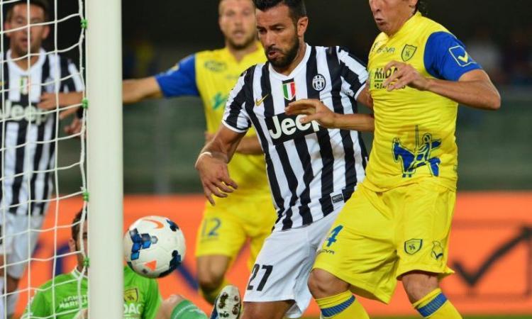 CM STADIO: Chievo-Juventus 1-2
