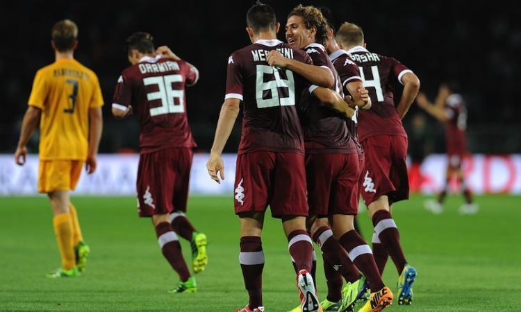 Torino: il Chievo tenta Meggiorini, ma è pronto un rinnovo