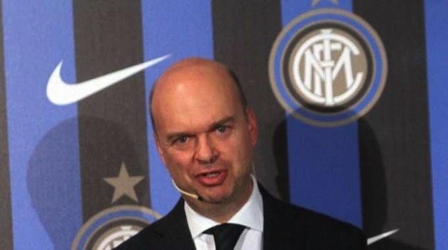 Inter, Fassone: 'Mercato? Opereremo in modo coerente e oculato'