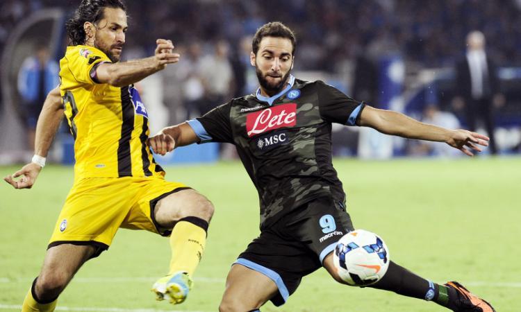 Napoli, senti Messi: 'Vorrei Higuain al Barcellona'