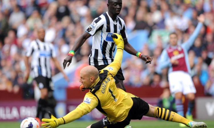 NUMBER 1: dopo 26 gare l'Aston Villa richiude la porta. Merito dello specialista Guzan