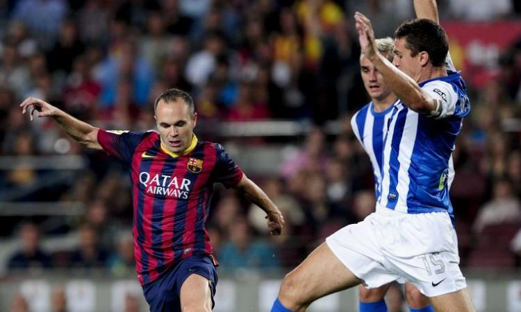 Barcellona, Iniesta: 'Troverò un accordo per il rinnovo'