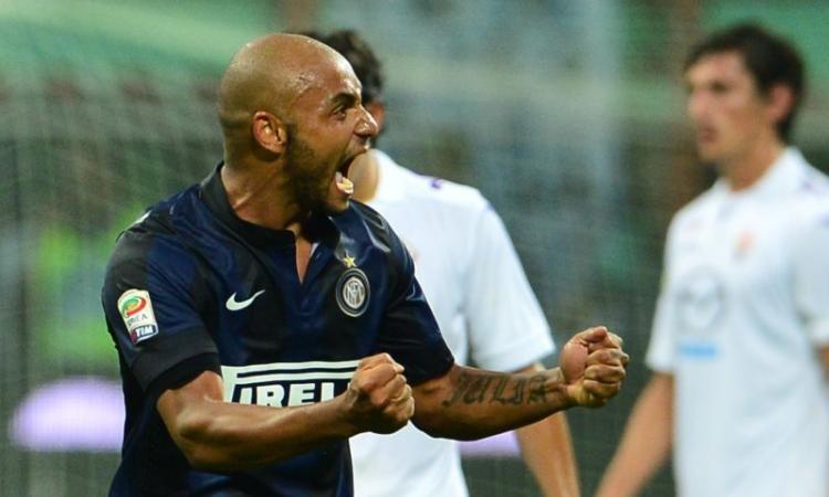 Inter-Fiorentina 2-1: Cambiasso e Jonathan firmano la riscossa nerazzurra