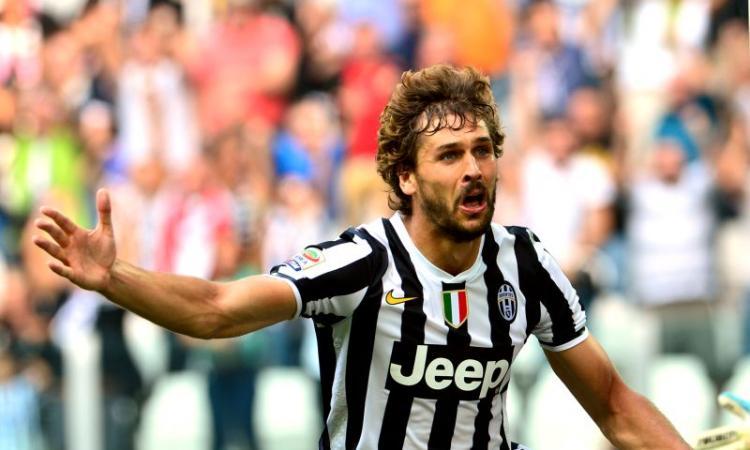 Tevez-Llorente, Juventus-Verona 2-1