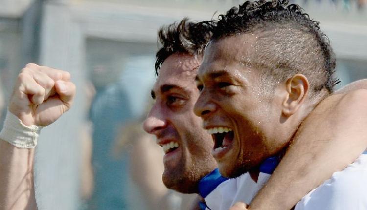 Sassuolo-Inter 0-7: due gol di Milito
