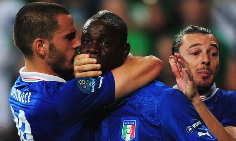 Juve, Bonucci: 'Fischi a Balotelli? Momenti da cancellare'