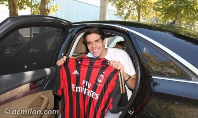 Ufficiale, Kakà torna al Milan: 'Casa mia'