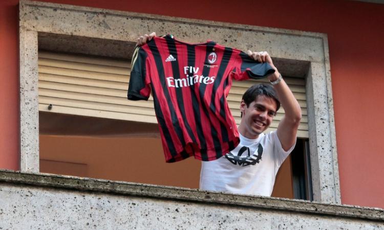 Kakà: 'Volevo il Milan, ma Galliani non rispondeva al telefono'