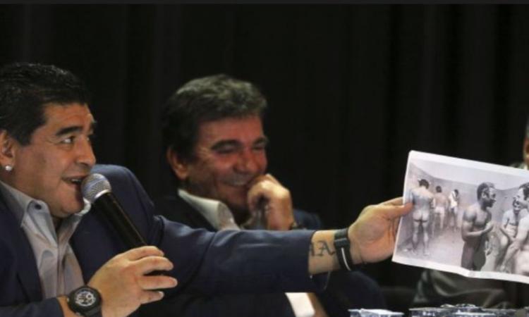 Maradona attacca Pelé: 'Ce l'ha piccolo'