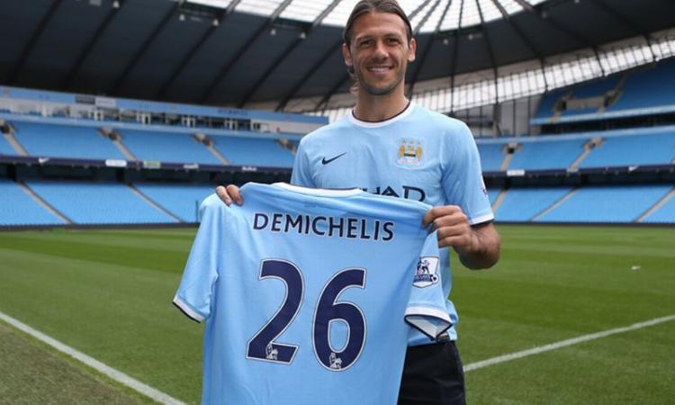 Man City: problemi in difesa, si fa male anche Demichelis