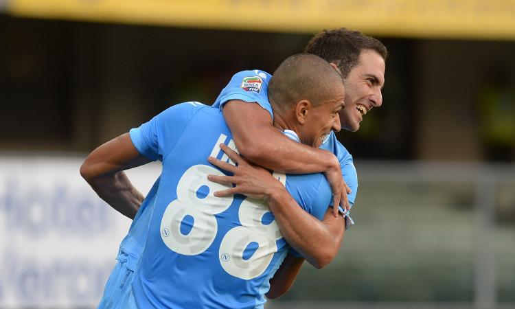 Napoli-Besiktas, Inler: 'Che emozione, in Champions segnai due gol importanti'