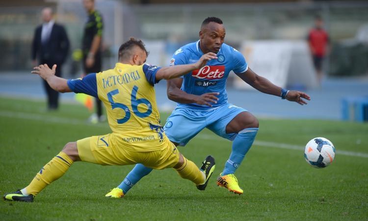 Napoli: Zuniga firma prima del Dortmund?