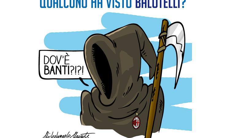 Balotelli multato: Arbitro t'ammazzo!