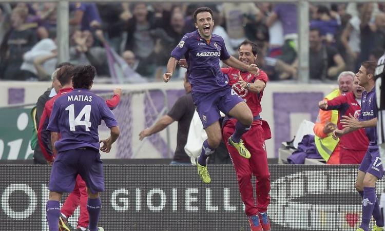 Violamania: mai lo scudetto della Juve nel nostro stadio