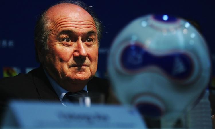 Blatter, l'uomo che ha scoperto la moviola a 78 anni