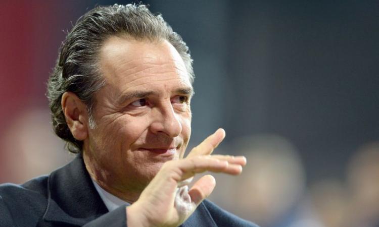 Prandelli: 'Caos Totti-Spalletti figlio di dirigenti non all'altezza'