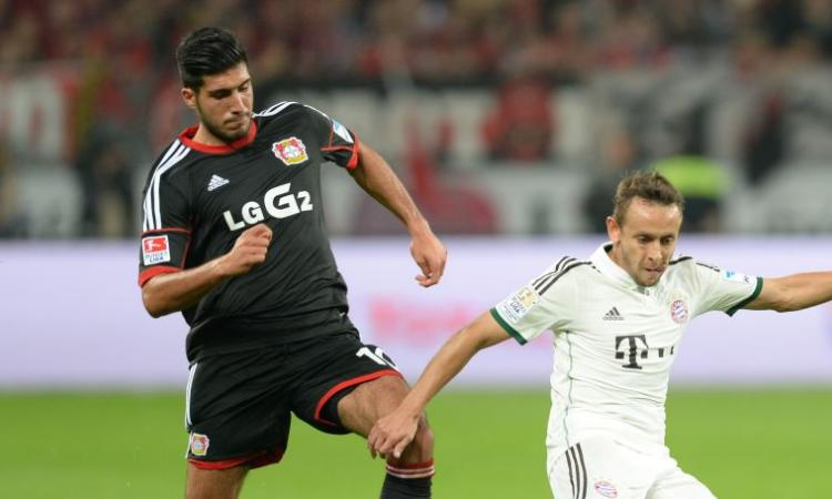 Bayer, Emre Can se ne va in Premier
