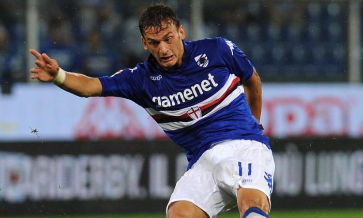Sampdoria, Tavares a sinistra e dubbio Gabbiadini: la probabile formazione