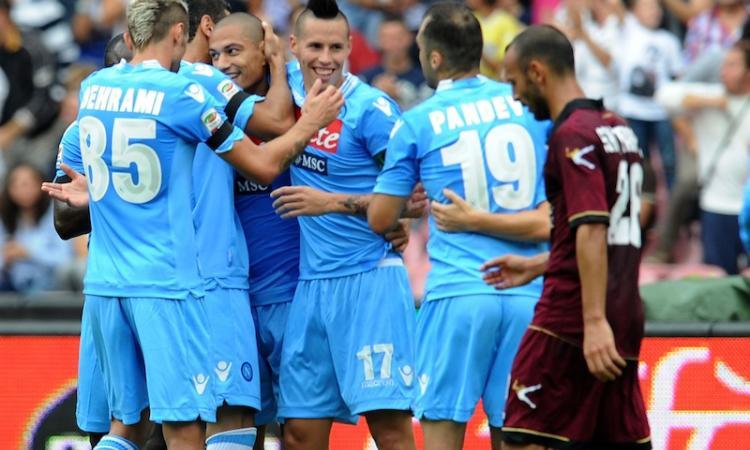 Napoli in Champions, un avversario è cittadino onorario