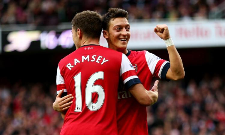 Milan, primo regalo di Gazidis: colpo Ramsey in arrivo